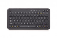Rechargeable Bluetooth® keyboard for Windows/Android (BT-80-03) - 7300-0029