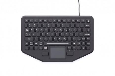 SkinnyBoard™ mobile keyboard with touchpad (SB-87-TP-M) - 7300-0032