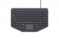 SkinnyBoard™ mobile keyboard with touchpad (SB-87-TP-M) - 7300-0032