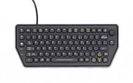 Mobile backlit keyboard with force sensing resistor (SLK-79-FSR) - 7300-0171