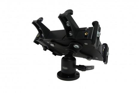 TabCruzer® Mini universal tablet cradle and short desktop mount - 7170-0604