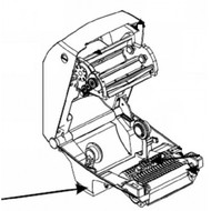 Frame Assy. w/o Platen Rollers | G105910-112