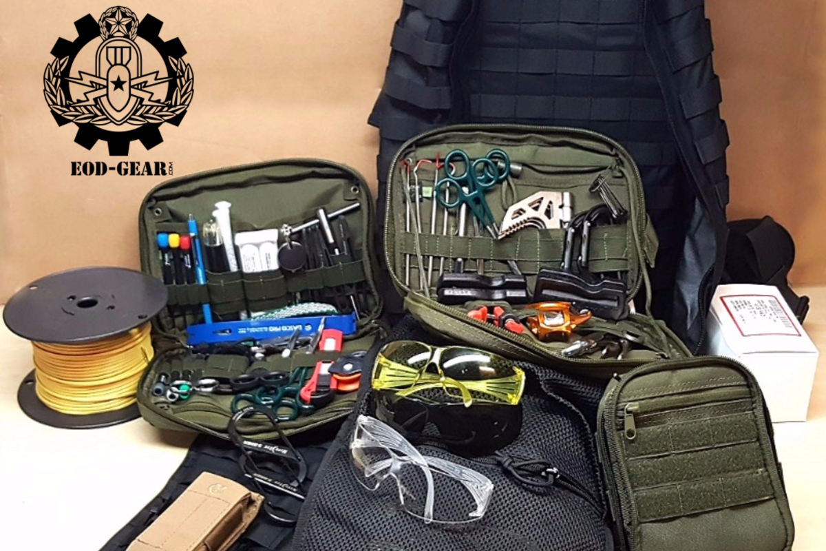 Eod Go Bag Eod Gear