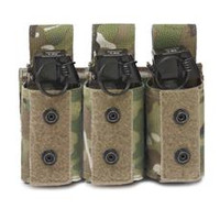 Triple 40 mm Grenade / Small NICO Flash Bang Pouch