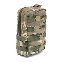 Large Utility MOLLE Pouch Zipped