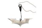 Silver Bat Necklace Knife