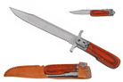 "12"" German STILETTO Style Fixed Blade Folding Dagger"
