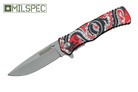 "Milspec 8"" Folding Knife - DRAGON"