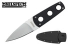 "6.5"" Survival Tactical Knife with G10 Handle ABS Sheath - Silver"
