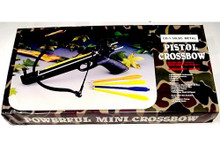 Metal Pistol Crossbow 50 LBS X-BOW