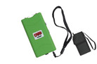 3500K Rechargeable Stun Gun with Light and Safety Pin Zombie Killer
