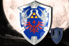 Legend of Zelda Hylian Shield Twilight Princess