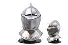 Adult Size Medieval Sentinel Knight's Helmet with Leather Liner
