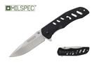 Milspec Tactical Knife Assisted Opening Rescue - YCS9042