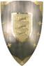 Richard the Lionheart Medieval Knight Shield Armor