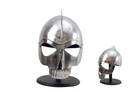 Medieval Skull with Teeth Armor Helmet