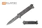 "Milspec 8"" Assisted Open Knife Stonewash Finished Design - YCS10129"