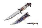 "13"" Eagle Head Fantasy Dagger With Sheath"