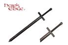 "43"" Medieval Foam Sword LARP GL13"