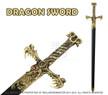 "43"" Fantasy Dragon King Sword"