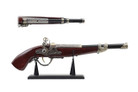 "18"" Decoration Antique Gun Model with Display Stand"