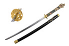 "40"" Dragon Handle with Opened Mouth Design Katana"