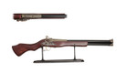 """28"""" Decoration Antique Gun Model w/ Stand"""