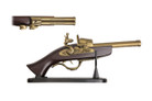 "12.5"" Decoration Antique Gun Model with Stand"