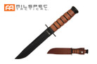 "12"" Combat Knife w/ G10 Handle"