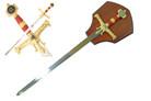 Solomon King Crusader Knight's Sword