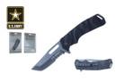 "8.25"" Licensed US Army Folding Knife - NUA13BK"
