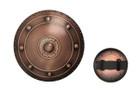 "22.5"" Copper Color Polypropylene Shield"
