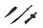 "38 7/8"" Polypropylene Kung Fu Sword"