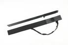 "28"" Full Tang Black Ninja Combat Sword With Sheath"