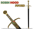 Robin Hood Long Sword with Scabbard