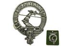 Scotland Crest Pin Badge - WALLACE