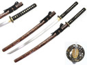 "40.5"" 1045 Carbon Steel Hand Forged Samurai Sword"