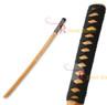 """Single 40"""" Hardwood Datio Bokken Kendo Practice Sword"""