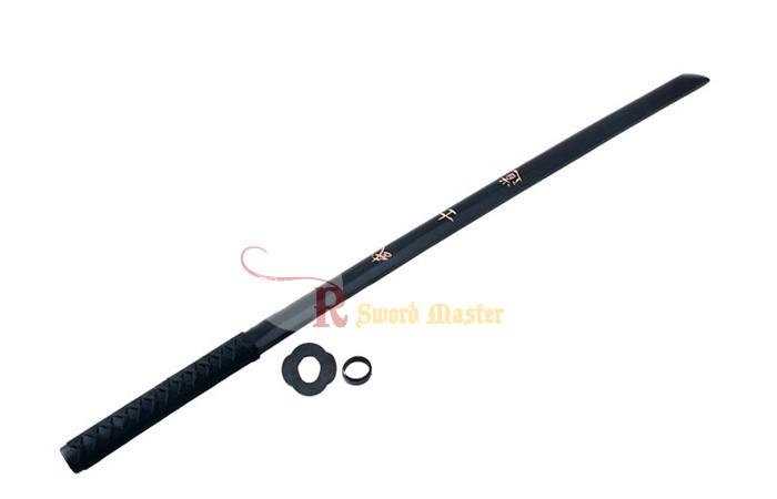 Bushido Wooden Kendo Practice Bokken Katana Sword W// Wrap