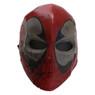 Halloween Cosplay Resin Mask - Dead Pool
