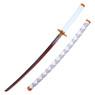 "41"" Metal Fantasy Samurai Replica Sword Rengoku Kyoujurou Sword w/ Scabbard"