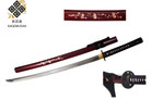1050 Carbon Steel Hand Forged Mother of Pearl Sakura Katana Sword