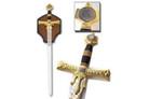 Solomon King Templar Sword