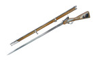 Robert E. Lee. Civil War Rifle Sword
