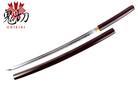 Full Tang Handmade Japanese Shirasaya Sword Samurai Katana
