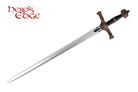 "47"" Foam Medieval King Solomon Long Sword LARP Cosplay"