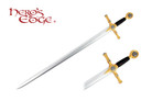 "45"" Foam Masonic Knight's Sword"