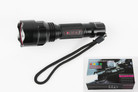 600 Lumens LED Waterproof Flashlight Torch For Outdoor Camping