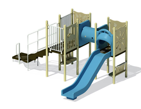 Chrysalis Play Structure