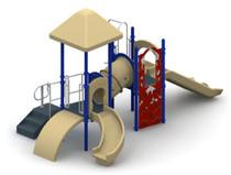 "Childforms FunPlay 3.5"" - STR-35207 Blue"